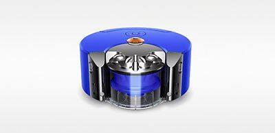 Dyson 智能吸尘机器人RB02蓝色