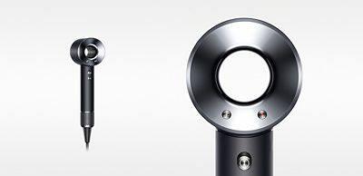 Dyson Supersonic™ HD03 黑镍色
