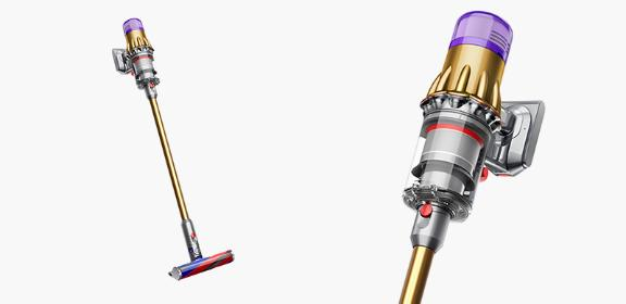 Dyson 无绳吸尘器Digital Slim Fluffy Extra 渠道限定亮金色