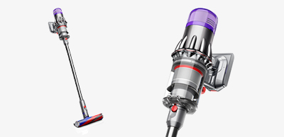 Dyson 无绳吸尘器Digital slim fluffy