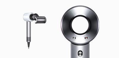 Dyson Supersonic™吹风机 HD08 白色