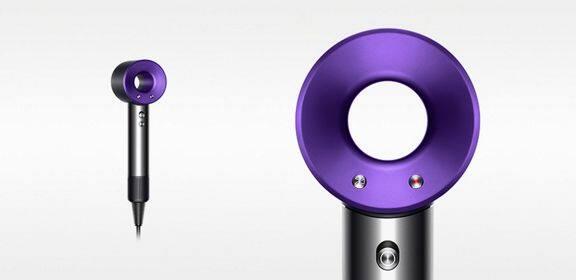 Dyson Supersonic™ HD03 黑紫色